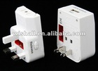 Promotion Gift Swiss World Travel Adapter