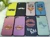 Secret Kiss Design Hard Back Case For Iphone 4G 4S 4GS