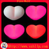 PVC Decoration Toy , LED Flash Heart Toy , Baby Flash Toy Manufacturer