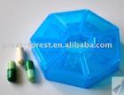 six case pill box
