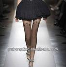 Printed Peacock Pantyhose / Silk stockings / Tights / Stockings