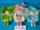 2010 plush toy doll Shoulder bag