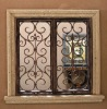 wrought iron window designs