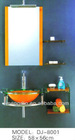 bathroom mirrored cabinet glass vanities set vanity set