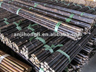 Natural Black Bamboo Pole for home or garden decoration