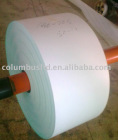 adhesive thermal paper