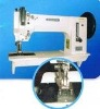 Heavy Duty Top-and-Bottom Feed Double Needle Sewing Machine
