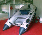 Inflatable Boat ( Material: PVC )