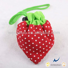 Wholesale Reusable Strawberry Shopping Bags