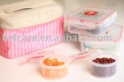 4pcs storage container Gift sets