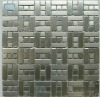 aluminum metal mosaic tile