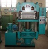 rubber tile machine