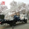 Strong drilling ability! AKL-Z-400E mining exploration drilling rig