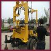 High performance equipment model HF-3 rock drilling rig