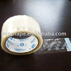 52micron printed good quality packing bopp tape