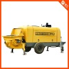 Trailer Concrete Pump with Diesel Engine