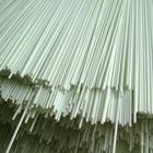 No-rust curtain rod, fiberglass curtain rod, for roman curtains