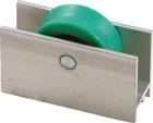 aluminium round ring sliding roller