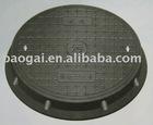Composite Manhole Cover (EN124)
