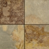 Flooring Slates (Multicolor Rusty)