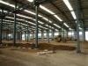 light long life span steel frame workshop