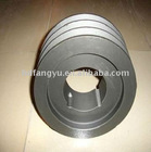 Cast Iron Taper Pulleys