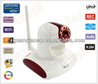 Hot Sale EasyN wireless ip camera with 10 meters IR distance 137P Speed Dome ip camera