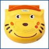 plastic injection mould&plastic non standard parts tiger toy mould