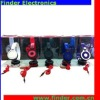 Fashion Colorful Headphone With Microphone Hot Sale