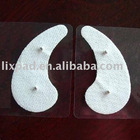 Massage electrodes for beauty equipments