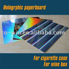 Packing paperboard holographic paperboard laser paperboard rainbow paperboard