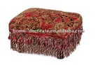 Decorative Footstool in Home Furniture