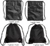 2012 drawstring shoe bag