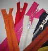 nylon zipper, reliable quality,competive price