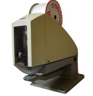Plastic staple & staple machine