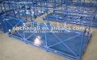 stacking steel rack storage motor parts