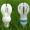 cfl energy saving lamp lotus