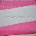 Yarn feeder jersey fabric