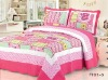 Washable 100% cotton colorful quilt/Bed sheet/bedding set/bed cover/duvet cover
