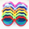 plastic novelty glasses/ party glasses/cheap glasses/ new glasses/Crazy glasses