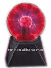 2012 hot 4 inch/10cm mini light mystical globe plasma ball