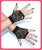 Fashion & sexy Fishnet Gloves,short gloves dance gloves