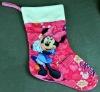 printed x'mas socks