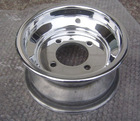 "10 X 5"" Rolled Edge Motorcycle Alloy Rims"