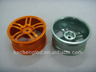 car wheel hub for toy car