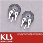 PT6 6.3mm Carbon trimmer potentiometers