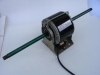 motor for shoe polish machine