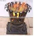 FIREPLACE INNER STOVE CAST IRON STOVE