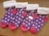 ladies soft microfiber sock