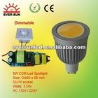 GU10 LED SPOTLIGHTS 300lm led dim 5w gu10 spotlights